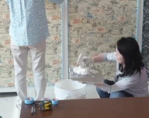 塗り壁体験教室を開催します!